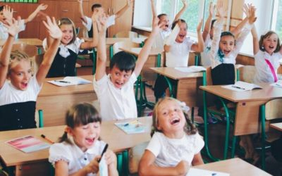 Neues Schuljahr 2021-2022